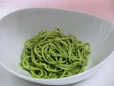 ジェノバー風スパゲッティ