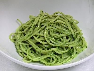 ジェノバ風スパゲッティ